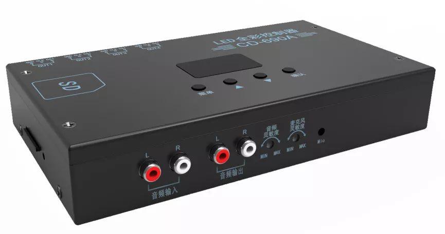 LED全彩控制器CD-690A
