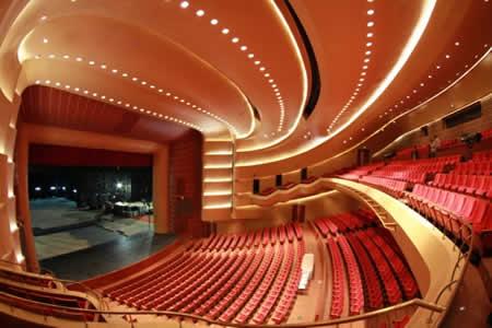 甘肃大剧院将采用强大的q-sys网络音频系统