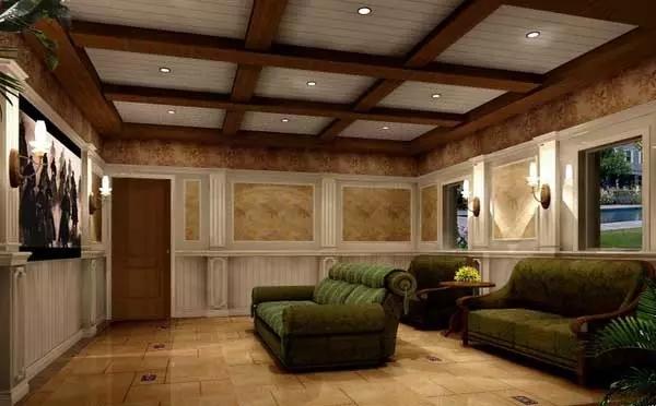 别墅私家影院装修设计