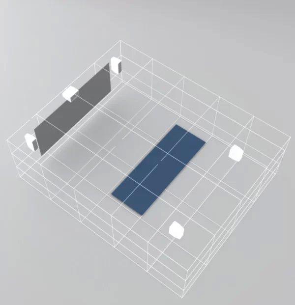 3D影院设计