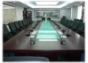 会议室场景